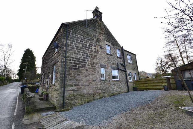 3 bed semi-detached house for sale in Alders Lane, Tansley, Matlock, Derbyshire