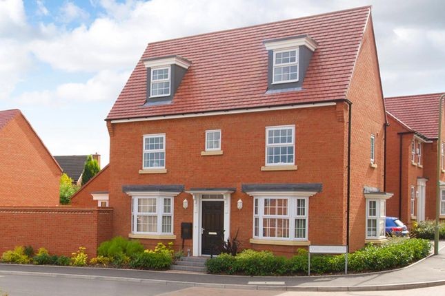 """Thumbnail Detached house for sale in """"Hertford"""" at Woolpack Drive, Nuneaton"""