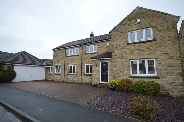 Thumbnail Detached house for sale in Green Lane, Netherton, Wakefield