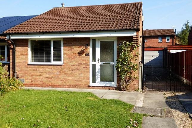 Thumbnail Semi-detached bungalow to rent in Savick Way, Lea, Preston