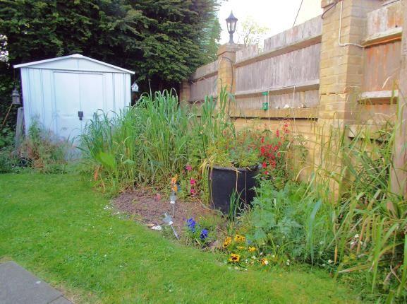 Garden of Wayside Caravan Park, Way Hill, Minster, Kent CT12