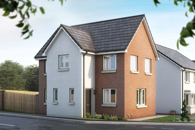 "Thumbnail Property for sale in ""The Fyvie"" at Meadowhead Road, Wishaw"