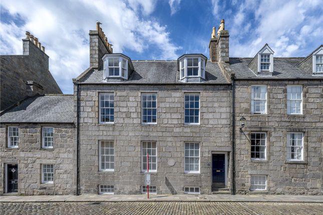 Terraced house for sale in High Street, Old Aberdeen, Aberdeen
