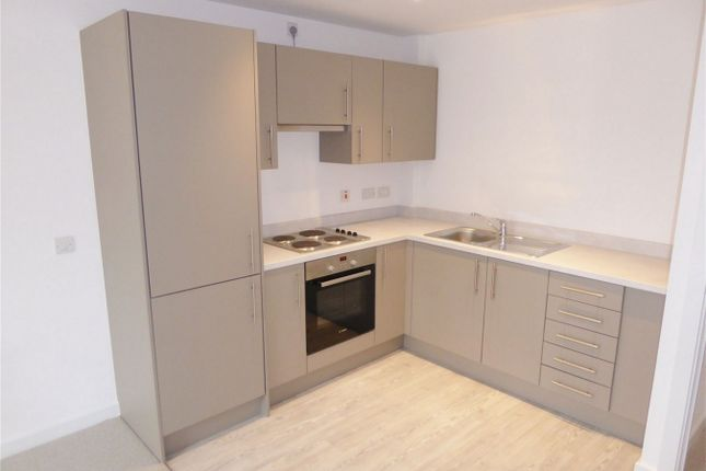 Thumbnail Flat to rent in Leetham House, Hungate, York