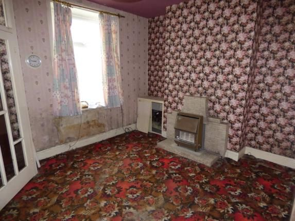 Lounge of Manor Street, Nelson, Lancashire BB9