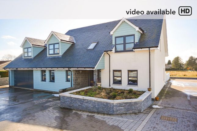 Thumbnail Detached house for sale in Meadow View, Fossoway, Kinross, Fife