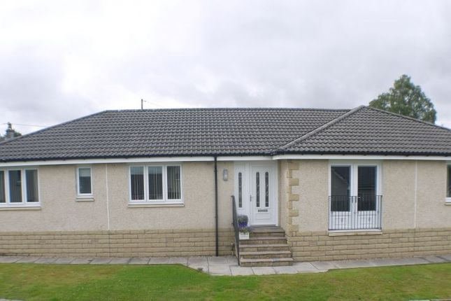 Thumbnail Detached bungalow for sale in 27A Dunnichen Road, Forfar