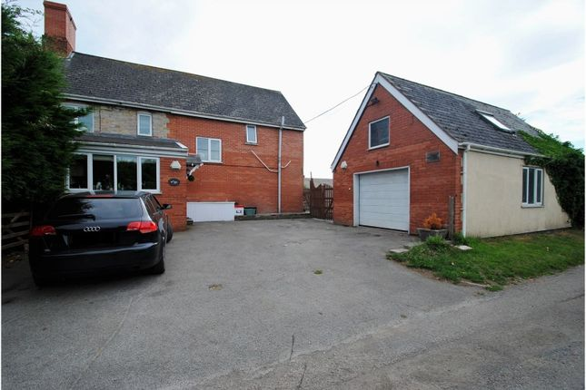 Thumbnail Cottage for sale in Chedzoy Lane, Bridgwater