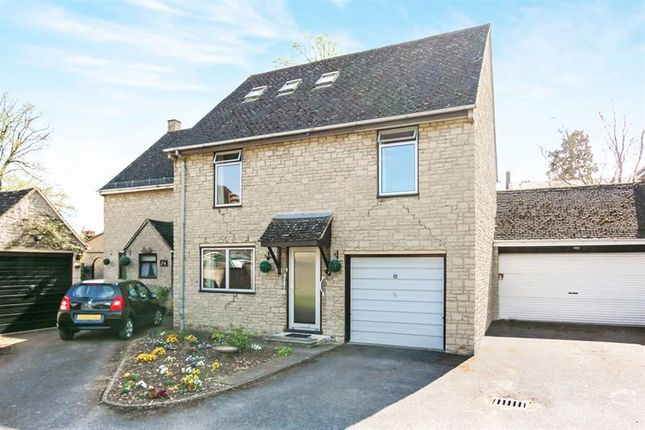 Thumbnail Link-detached house for sale in Pensclose, Witney
