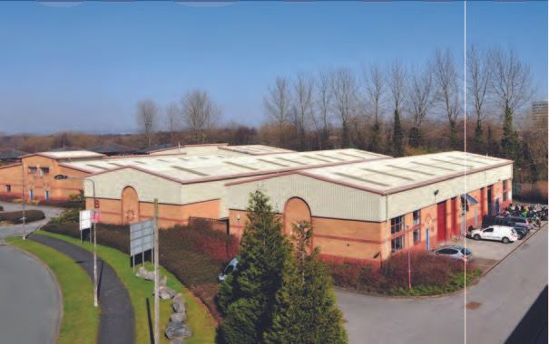 Industrial to let in Ashmount Enterprise Park, Aber Road, Flint