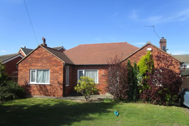 Thumbnail Detached bungalow for sale in Station Road, Hatfield, Doncaster
