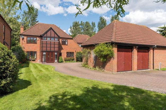 Thumbnail Detached house to rent in Priors Park, Emerson Valley, Milton Keynes, Buckinghamshire