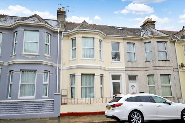 Thumbnail Terraced house for sale in Cotehele Avenue, Prince Rock, Plymouth, Devon