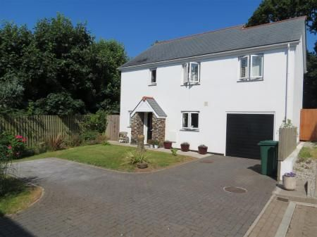 Thumbnail Detached house for sale in Roberts Close, Mevagissey, St. Austell