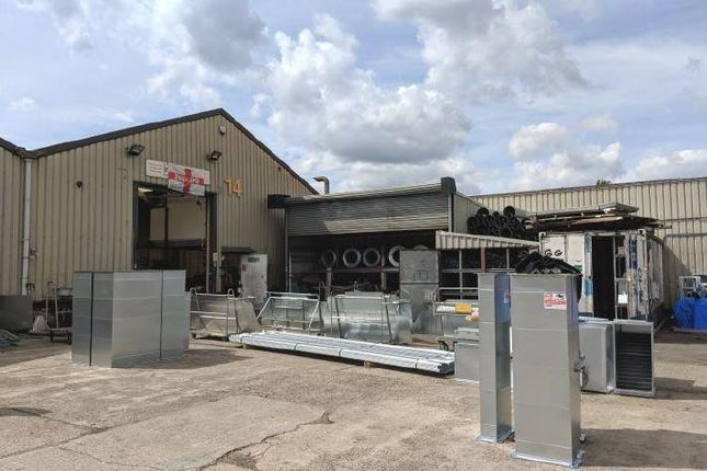 Thumbnail Light industrial for sale in Unit 14, Capital Industrial Estate, Crabtree Manorway South, Belvedere, Kent