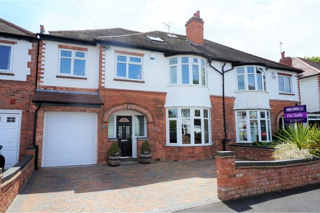 Thumbnail Semi-detached house for sale in Wentworth Road, Birmingham
