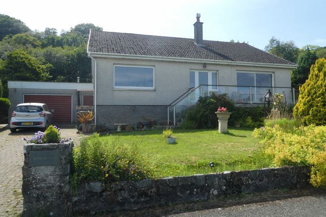 Thumbnail Detached bungalow for sale in Kilchattan Bay, Isle Of Bute