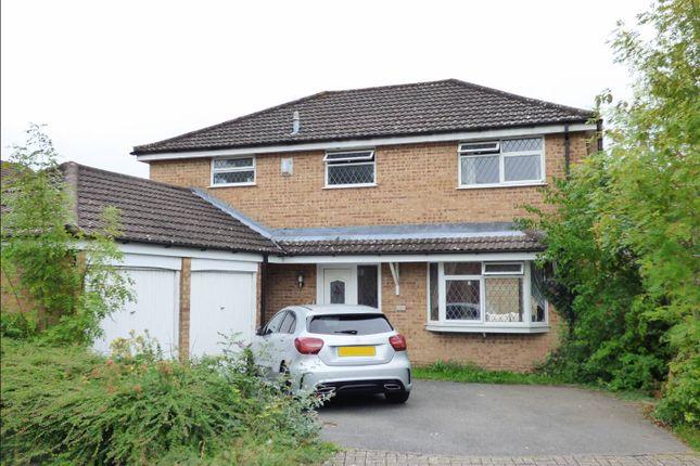 Thumbnail Detached house for sale in Deerhurst Close, Totton