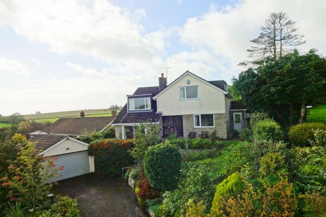 Thumbnail Detached house for sale in Wyndcliff House, Mynyddbach, Shirenewton, Chepstow