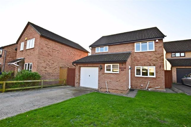 Thumbnail Detached house for sale in Wentworth Close, Longford, Gloucester