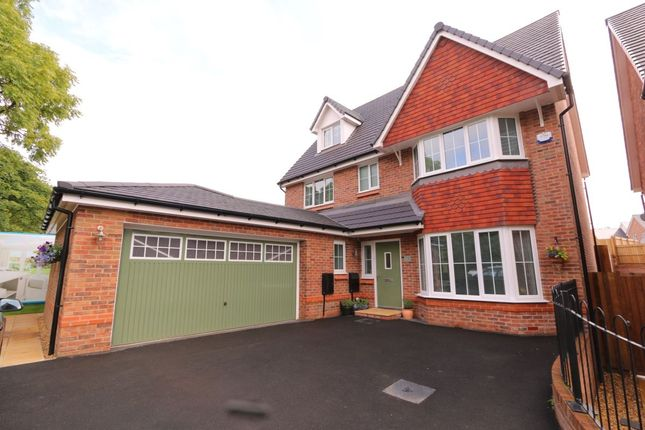 Thumbnail Detached house for sale in Broadmeadow Drive, Gee Cross, Hyde