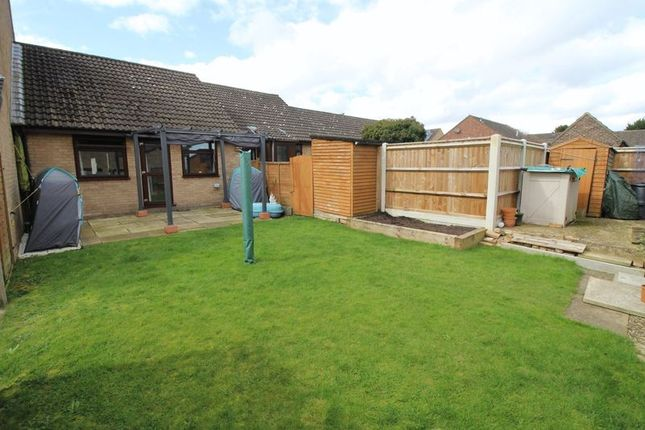 Thumbnail Bungalow for sale in Nursery Close, Hellesdon, Norwich