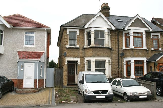 Thumbnail Semi-detached house for sale in Wentworth Crescent, Hayes