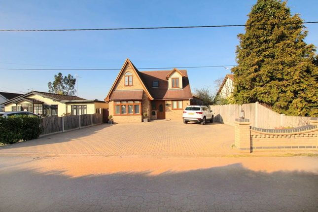 Thumbnail Detached house for sale in Enfield Road, Wickford