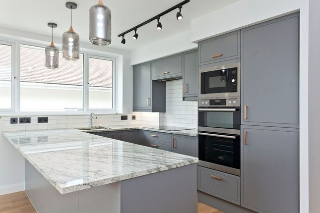 Thumbnail Flat for sale in Bayview, 20 Woodland Avenue, Southbourne, Dorset