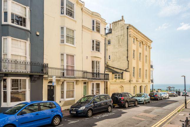 Thumbnail Town house for sale in Burlington Street, Brighton