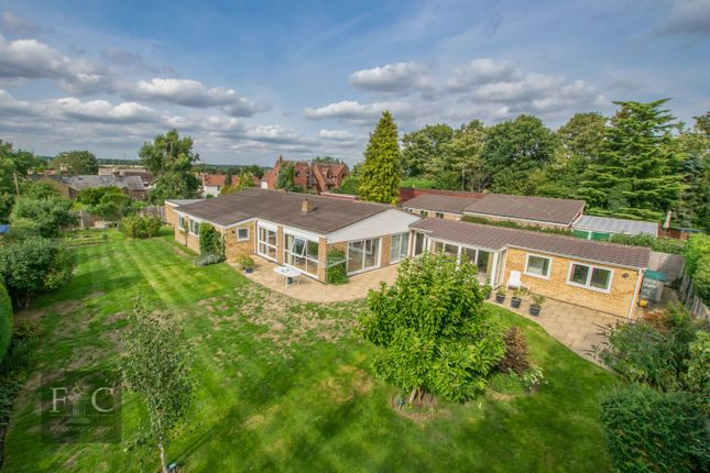Thumbnail Detached house for sale in Epping Road, Roydon, Essex