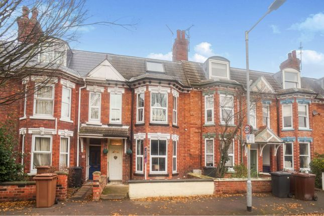 4 bed terraced house for sale in Hewson Road, Lincoln LN1