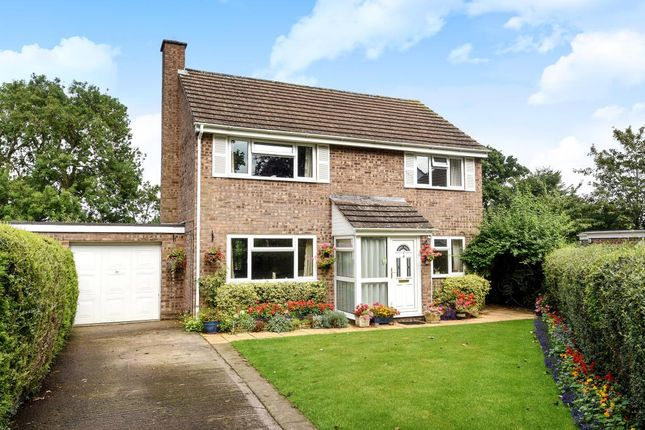 Thumbnail Detached house for sale in Moreton-On-Lugg, Hereford
