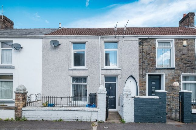 3 bed terraced house for sale in Poplar Street, Troedyrhiw, Merthyr Tydfil CF48