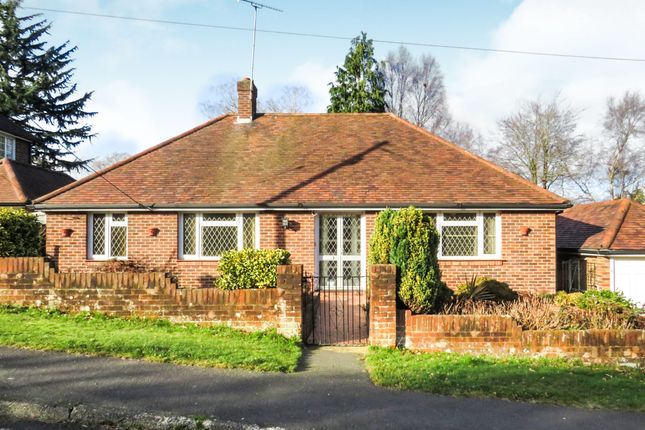 Thumbnail Detached bungalow for sale in Southern Road, West End, Southampton