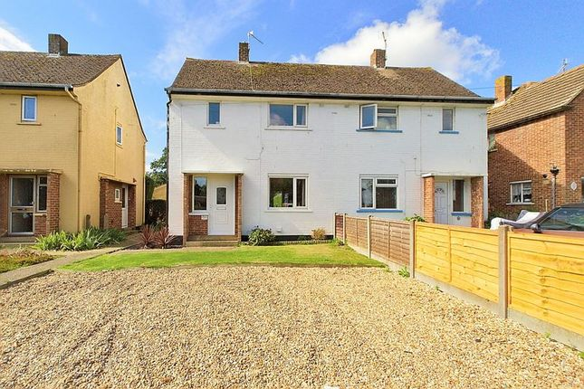 Semi-detached house for sale in Orchard Way, Bognor Regis