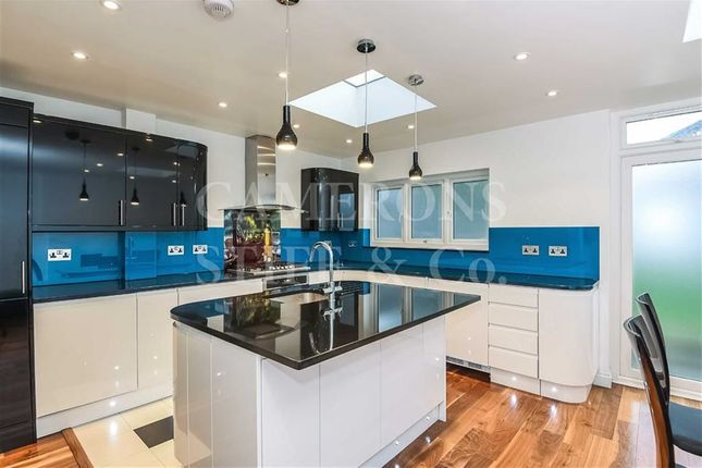 4 bed semi-detached house to rent in Ballogie Avenue, Neasden, London