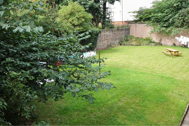 Rear Garden of 102 Strathmartine Road, Dundee DD3