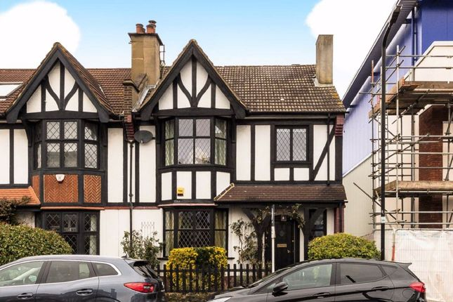 Thumbnail Semi-detached house to rent in Penistone Road, London