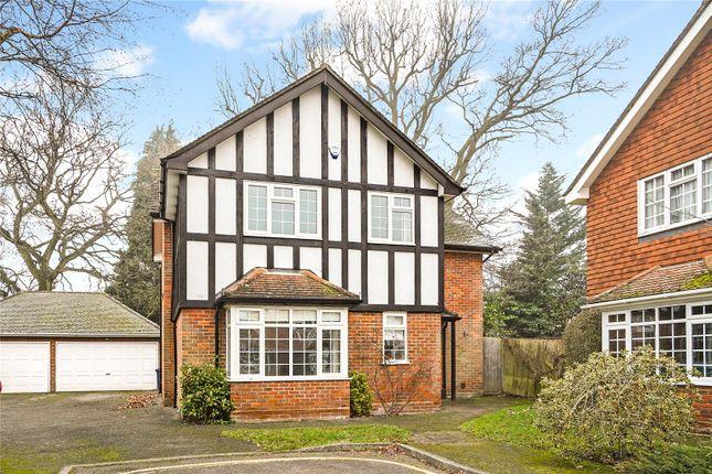 Thumbnail Detached house for sale in Tudor Park, Amersham, Buckinghamshire