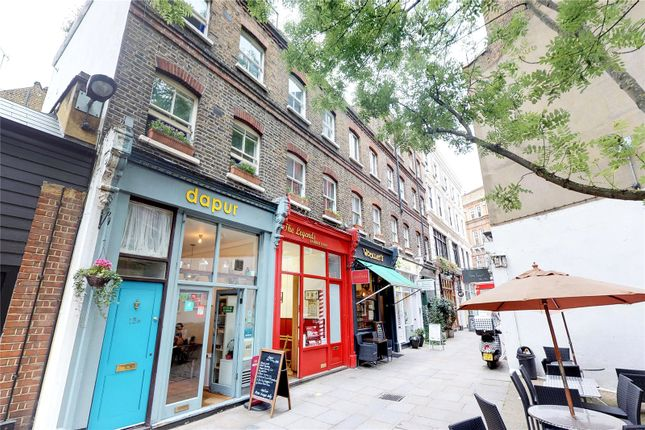 Thumbnail Terraced house to rent in Lamb's Conduit Passage, London