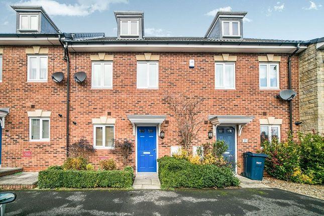 Thumbnail Terraced house for sale in Fox Dene View, Greenside, Ryton
