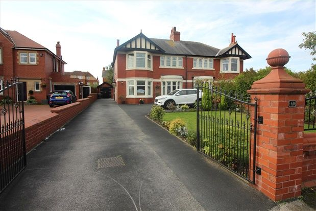 Thumbnail Property for sale in Clifton Drive, Lytham St. Annes