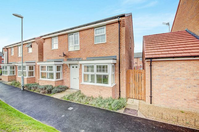4 bed detached house for sale in Bellister Court, Blyth