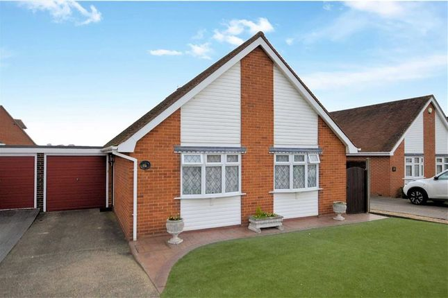 Thumbnail Detached bungalow for sale in The Orchards, Epping