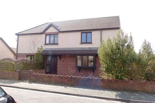 Thumbnail Detached house to rent in Plover Close, Askam-In-Furness
