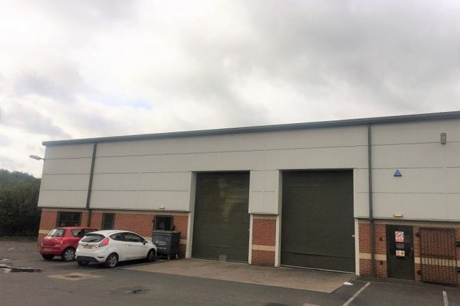 Thumbnail Light industrial to let in Units 5 & 6, Park Lane Business Park, Kirkby-In-Ashfield, Kirkby-In-Ashfield