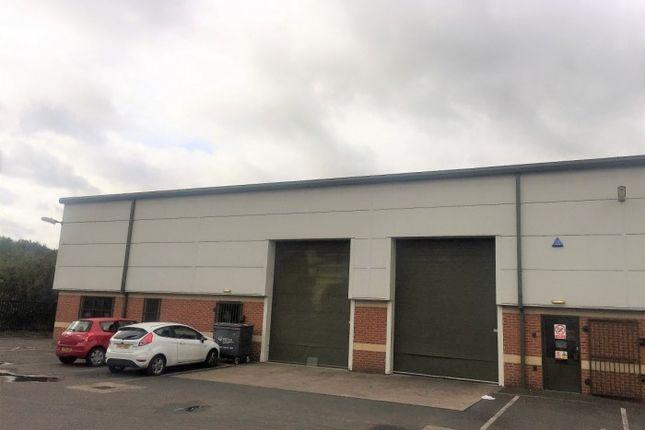 Thumbnail Light industrial to let in Units 5 & 6, Park Lane Business Park, Kirkby-In-Ashfield, Kirkby-In-Ashfield