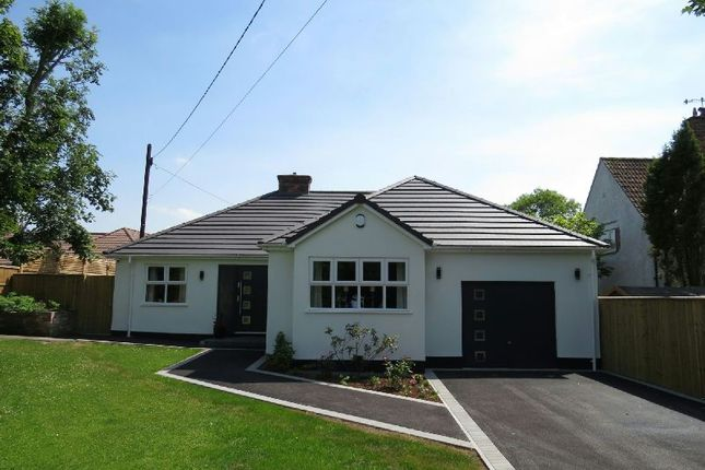 Thumbnail Detached bungalow for sale in Hillyfields Way, Winscombe
