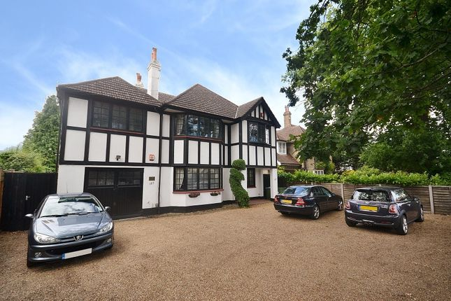 Thumbnail Detached house for sale in Ember Lane, East Molesey